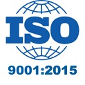 ISO Certified |AS9100D  and ISO 9001:2015
