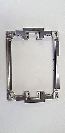 Pallet Frame for the Machine Tool Industry